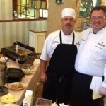 Chef Billy & Food Service Director Paul!