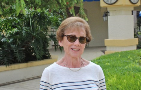 Resident Ann Orkin is Enjoying Days Filled with Freedom, Friends and Fitness Classes at The Fountains