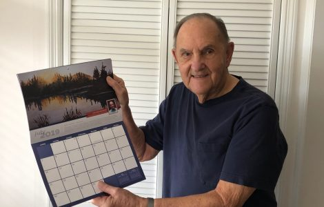 Fountains at Lake Pointe Woods Resident Lands Calendar Cover